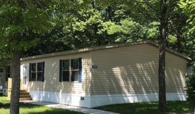 Mobile Home at 2485 Beech Kawkawlin, MI 48631