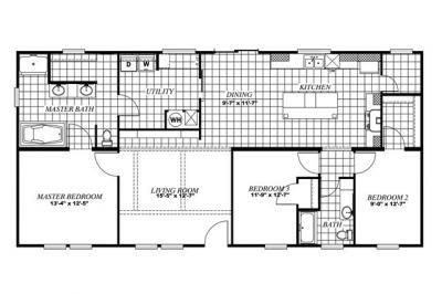 Mobile Home at 1030 West Lynchburg Salem Turnpike Bedford, VA 24523
