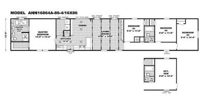Mobile Home at 3606 Pepperell Parkway Opelika, AL 36801