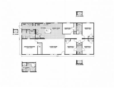 Mobile Home at 3500 N Loop 336E Conroe, TX 77301
