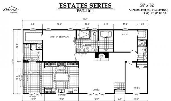 SOUTHERN ESTATES Mobile Home For Rent