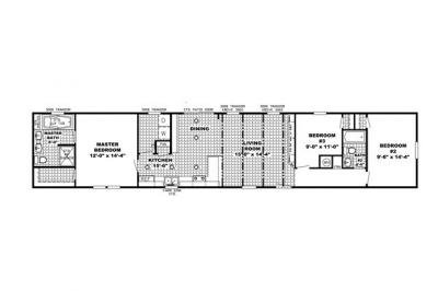 Mobile Home at 2250 Hwy 80 East Pearl, MS 39208