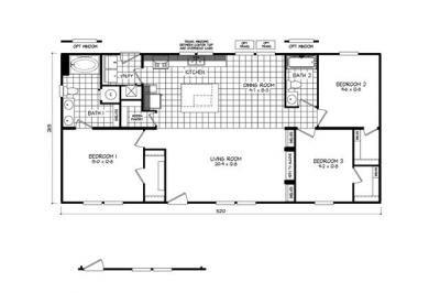 Mobile Home at 7835 EAST MAIN STREET Mesa, AZ 85207