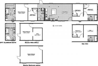 Mobile Home at 2705 E PALMETTO STREET Florence, SC 29506
