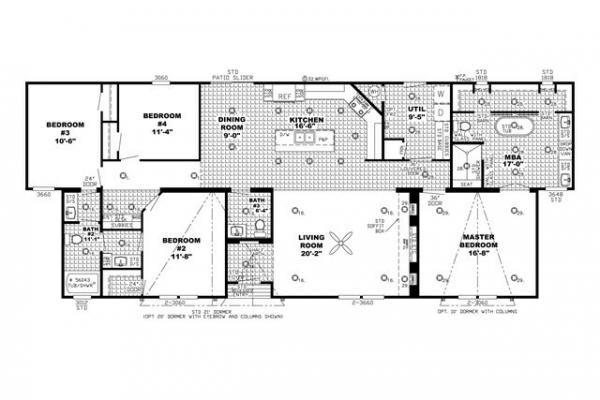Mobile Home at 2310 E 15 ST, Panama City, FL