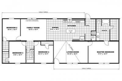 Mobile Home at 1694 Highway 641 N Benton, KY 42025