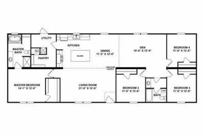 Mobile Home at 3920 Stadium Blvd Jonesboro, AR 72404
