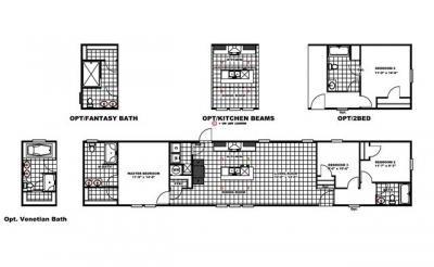 Mobile Home at 1294 GREENBAG ROAD Morgantown, WV 26508