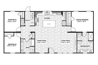 Mobile Home at 1750 Laurens Highway Greenwood, SC 29649