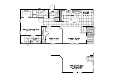 Mobile Home at 6801 E. BEN WHITE BLVD Austin, TX