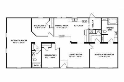 Mobile Home at 1224 S LIVE OAK DRIVE Moncks Corner, SC