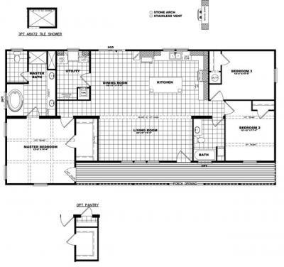 Mobile Home at 5000 AMARILLO BLVD E Amarillo, TX 79107
