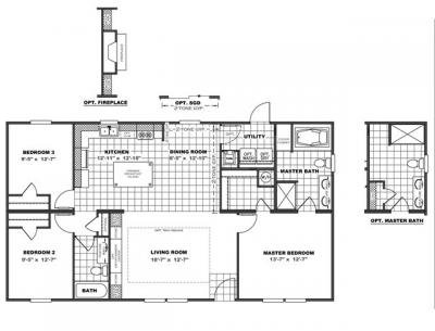 Mobile Home at 18091 Great Smoky Mountain Expway Waynesville, NC 28786