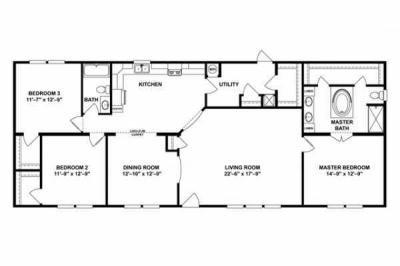 Mobile Home at 916 South Van Buren Road Eden, NC 27288