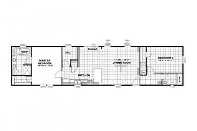 Mobile Home at 375 N Valley Dr Las Cruces, NM 88005
