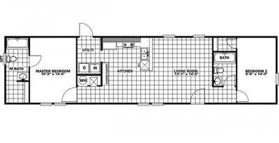 Mobile Home at 24 LOFTIS TIPPLE RD Belfry, KY 41514