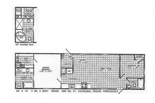 Mobile Home at 6150 SOUTH PINE AVENUE, Ocala, FL