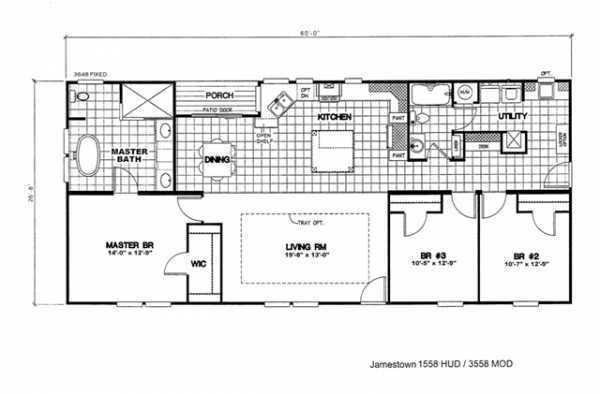 Mobile Home at 1276 BURKEMONT AVENUE, Morganton, NC