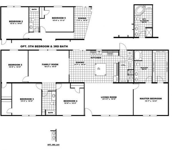Mobile Home at 11716 JEFFERSON DAVIS HWY, Chester, VA