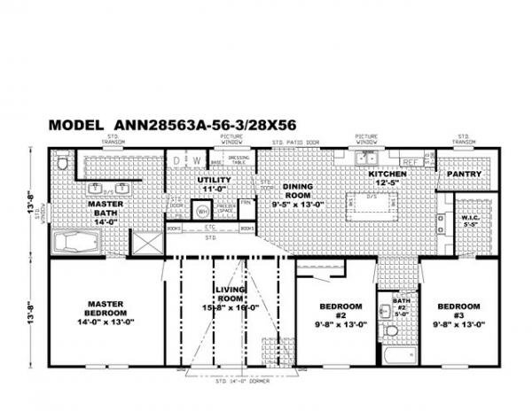 Mobile Home at 2250 HWY 80 EAST, Pearl, MS