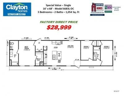 Mobile Home at 1850 State Rd 8 Garrett, IN 46738