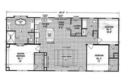 Mobile Home at 438 Hwy Mm Lebanon, MO 65536