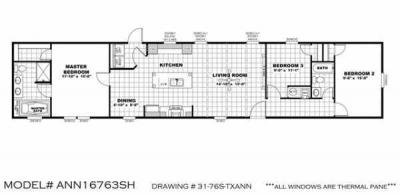 Mobile Home at 12793 Hwy 59 Splendora, TX 77372