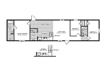 Mobile Home at 4679 N. Dupont Hwy Dover, DE 19901