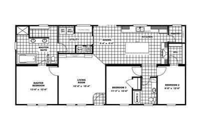 Mobile Home at 3970 Durham Rd Roxboro, NC 27574