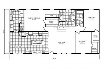 Mobile Home at 6944 Greensboro Rd Ridgeway, VA 24148