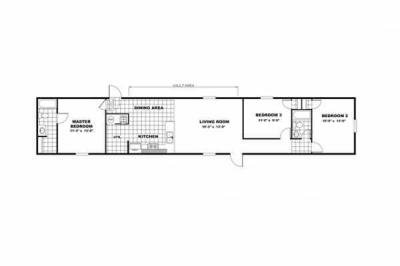Mobile Home at 7101 Moffett Road Mobile, AL 36618