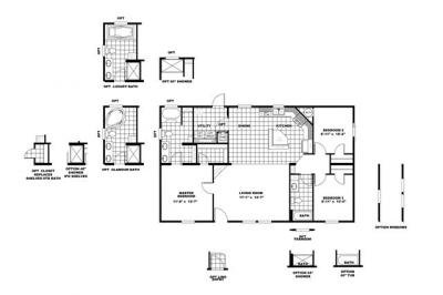 Mobile Home at 4695 ESTES PARKWAY Longview, TX