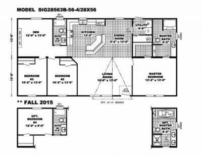 Mobile Home at 5208 SOUTH FERDON Crestview, FL 32536