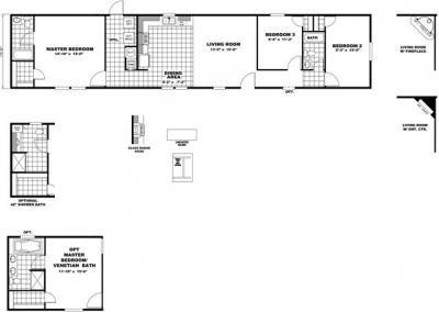 Mobile Home at 11281 Jefferson Avenue Newport News, VA 23601