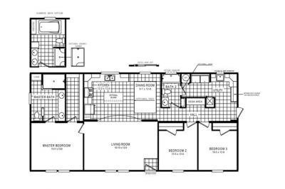 Mobile Home at 12147 Hwy 301 South Statesboro, GA 30458