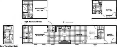 Mobile Home at 352 Dick Anderson Road Pleasant Hill, LA 71065