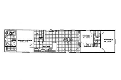 Mobile Home at 4402 South Lake Drive, Hwy 59 Texarkana, TX 75501