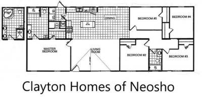 Mobile Home at 12950 East Hwy 86 Neosho, MO 64850