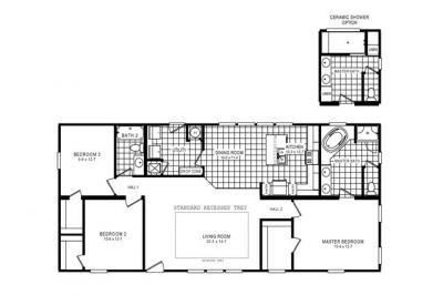 Mobile Home at US HWY 601 Salisbury, NC 28147