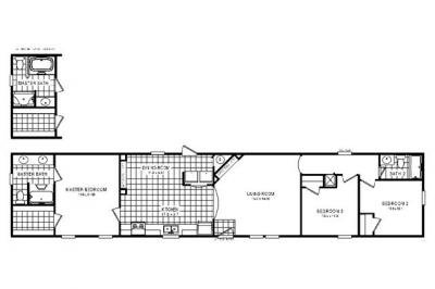 Mobile Home at 1265 Us Hwy 70 W Newton, NC 28658