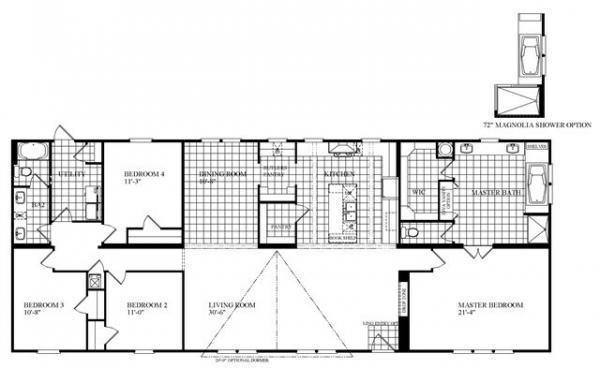 Mobile Home at 1710 WEST MAIN, Farmington, NM