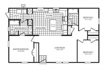 Mobile Home at 851 Osbourne Dr Leland, NC 28451