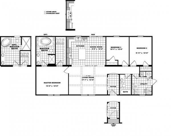 Mobile Home at 411 N NE LOOP 323, Tyler, TX