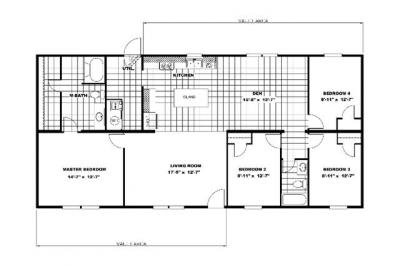 Mobile Home at 13140 Highway 78 Jasper, AL 35501