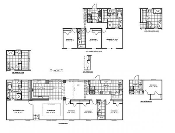 Mobile Home at 15095 US HWY 190, Opelousas, LA