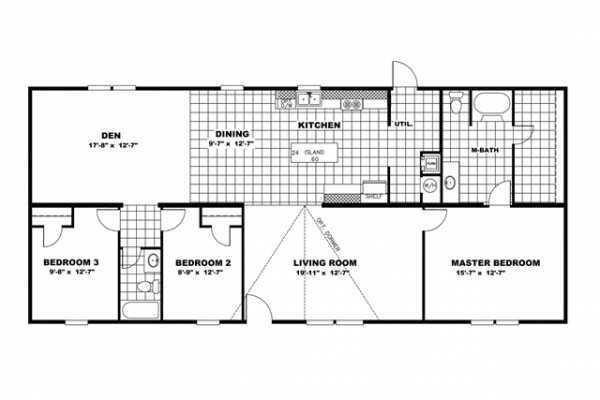 Mobile Home at 3097 CHARLESTON ROAD, Ripley, WV