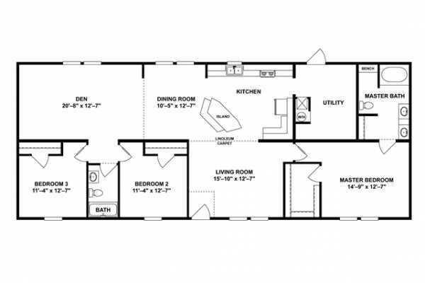 Mobile Home at 3908 BRISTOL HIGHWAY, Johnson City, TN
