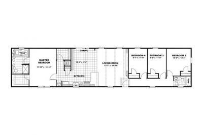 Mobile Home at 7500 COLISEUM BLVD Alexandria, LA 71303