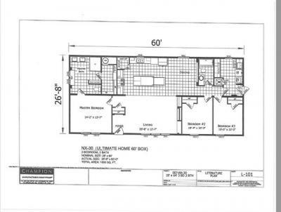 Mobile Home at 28863 E Dupont Hwy Millsboro, DE 19966