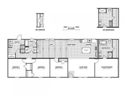 Mobile Home at TBD EASY ST Bon Aqua, TN 37025